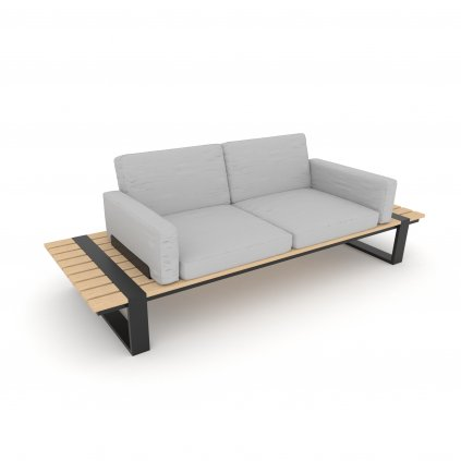 RESA WOODERS sedacka pohovka chill out sofa twin