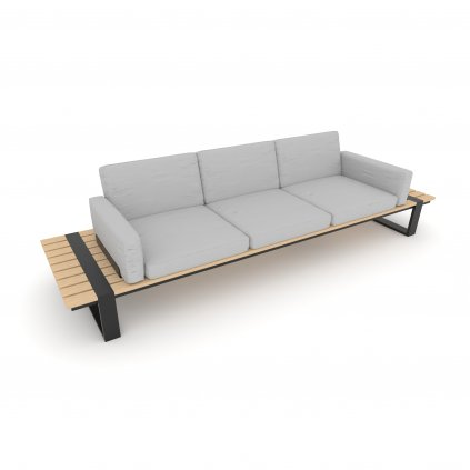 RESA WOODERS sedacka pohovka chill out sofa triple 001